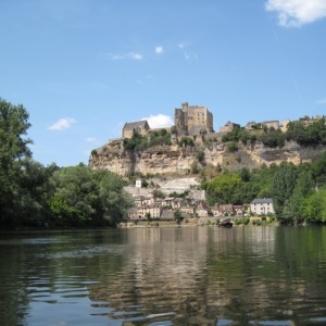 Chateau Beynac in the Dordogne