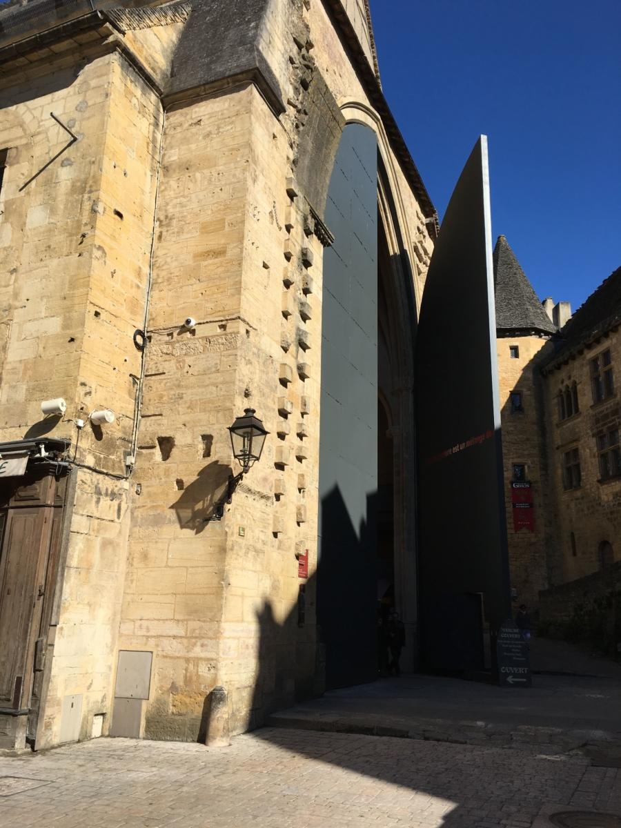 St Marys Church sarlat